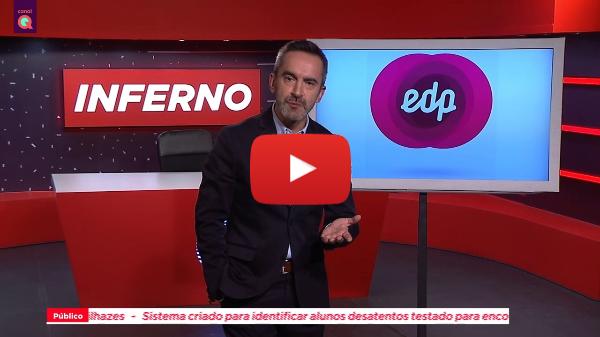 EDP, a conta que Mexia fez   Inferno
